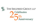 The Siegfried Group Celebrates 25 Year Anniversary